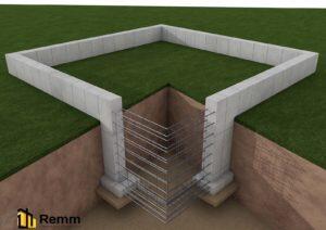 Сколько стоит залить фундамент под баню Мытищинский район